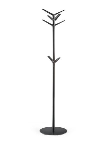 Appendiabiti Da Terra Bianco.Flag Appendiabiti A Piantana Da Terra Tubo Portante In Acciaio Con 4 Bracci In Polipropilene Rotanti Cmo 40 X 173h Disponibile In 4 Colori