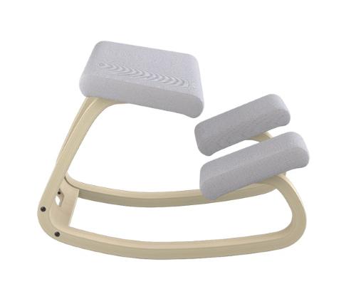 Vr variable natur rev grigio varier variable sedia ergonomica