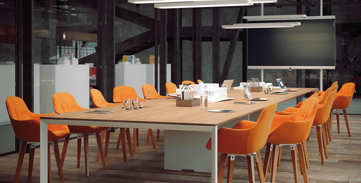 Il meglio del design per l 39 ufficio for Piccole planimetrie per l home office